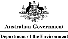 Commonwealth Department of the Environment logo